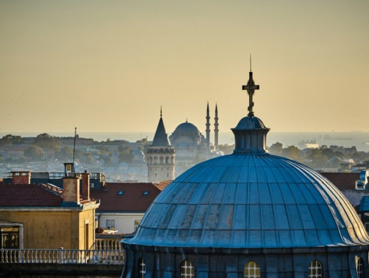 Historische Kirchen von Istanbul