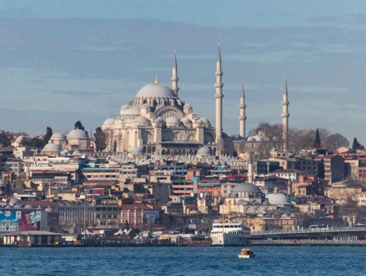 伊斯坦布尔的历史清真寺