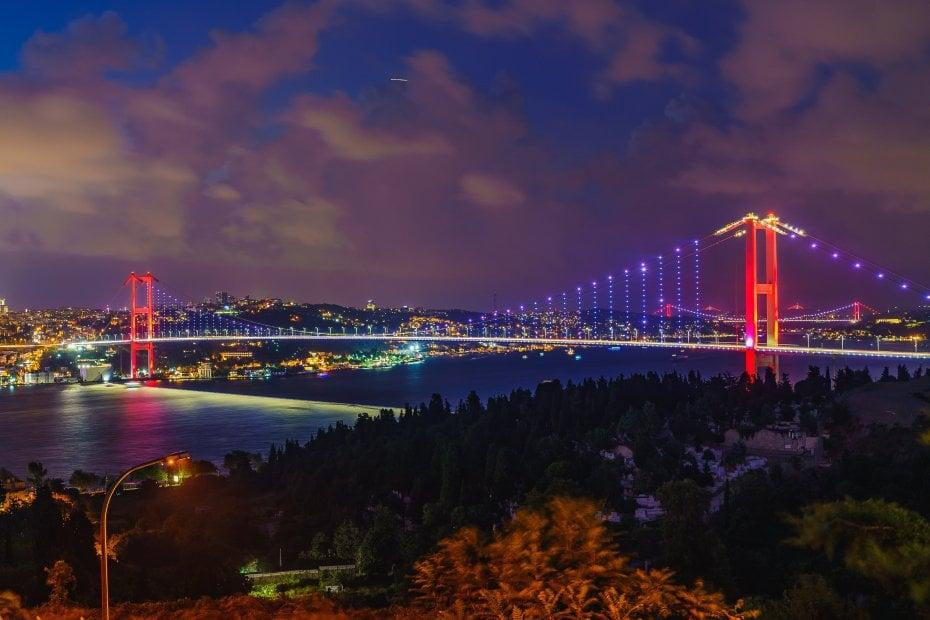 Famous Bridges in Istanbul