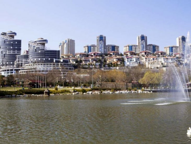 Le centre d'investissement le plus populaire d'Istanbul; Başakşehir