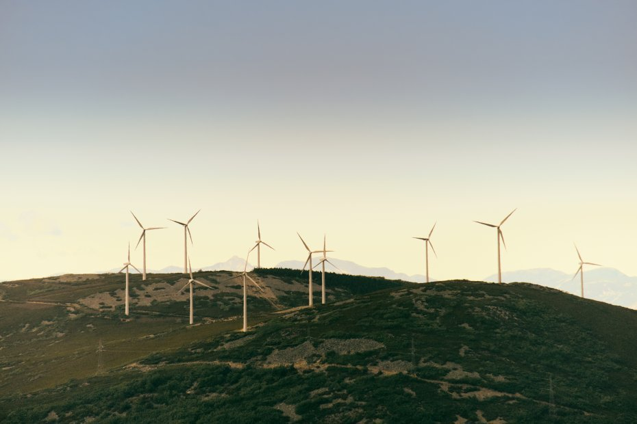 Turkey is Europe's Fifth Largest Wind Turbine Equipment Producer