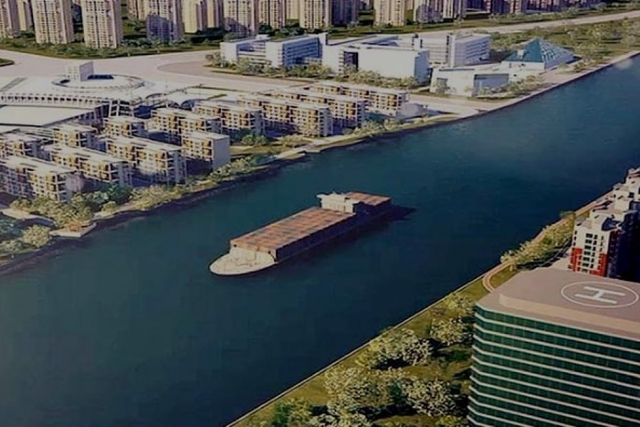 Istanbul Canal Project