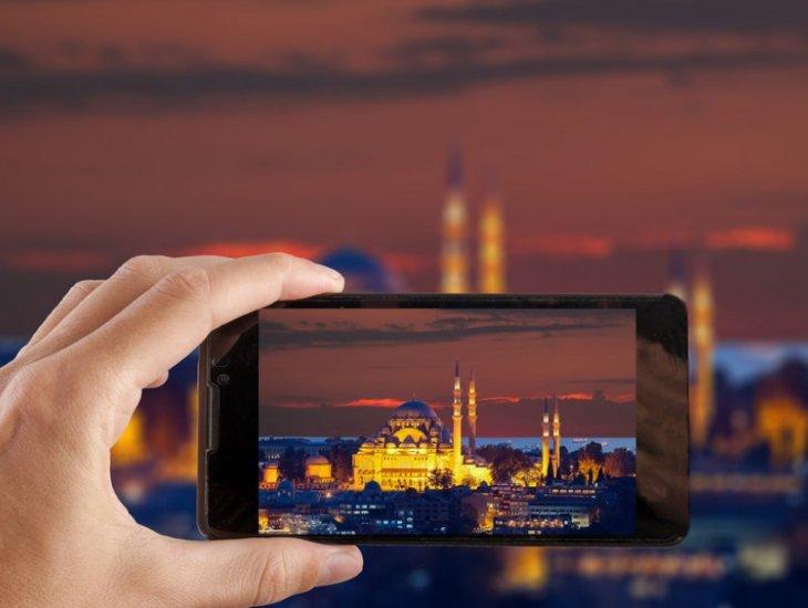 इंस्टाग्राम स्थान इस्तांबुल में