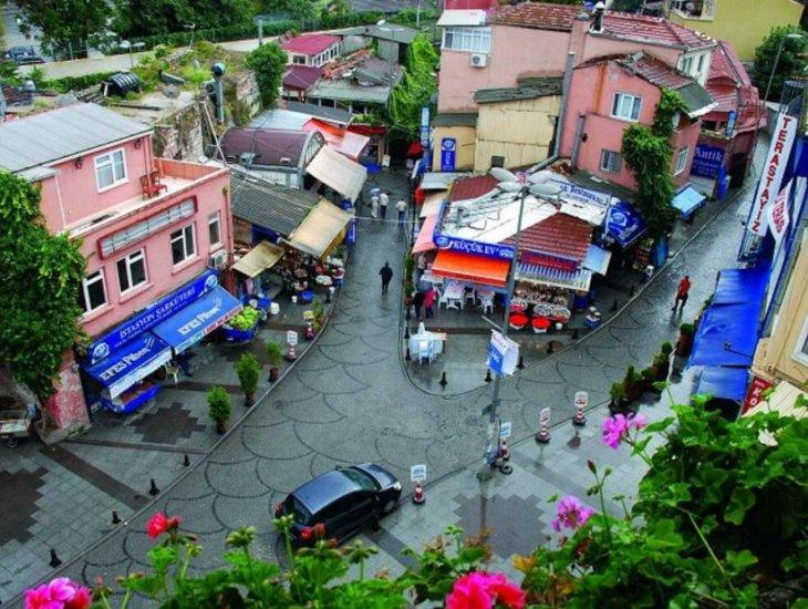 الحنين إلى الماضي في اسطنبول ؛ ساماتيا