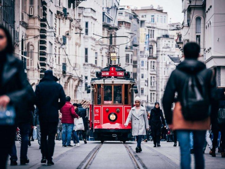 استنبول کی سب سے مہنگی سڑکیں
