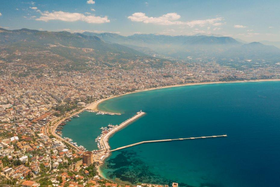 Antalya Expects 1 million Tourists Next Month