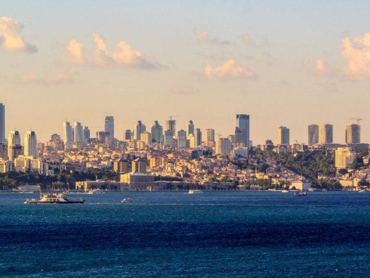 استنبول کی بلند ترین عمارتیں