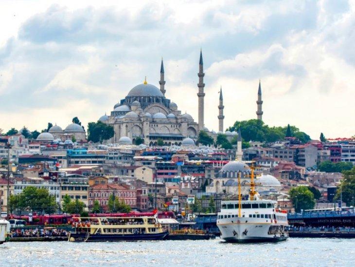 जहाँ अरबी लोग इस्तांबुल में रहना पसंद करते हैं?