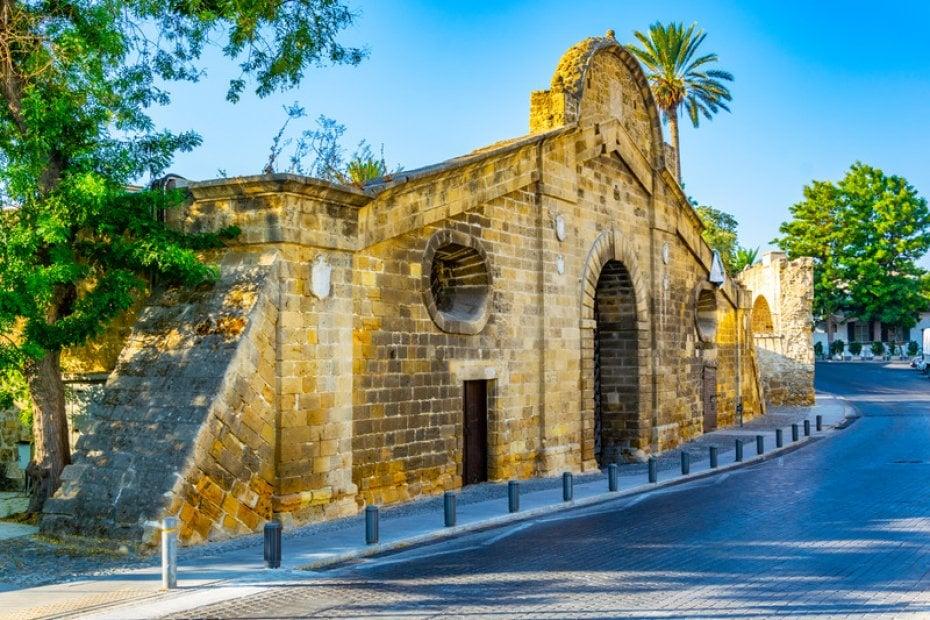 Venetian Fortifications in Nicosia