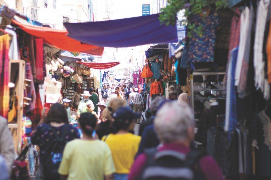 İstanbul\'da Pazar Alışverişinin Püf Noktaları