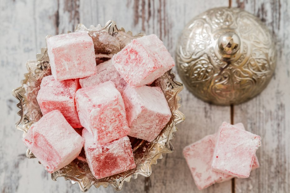 Sweet History of Turkish Delight
