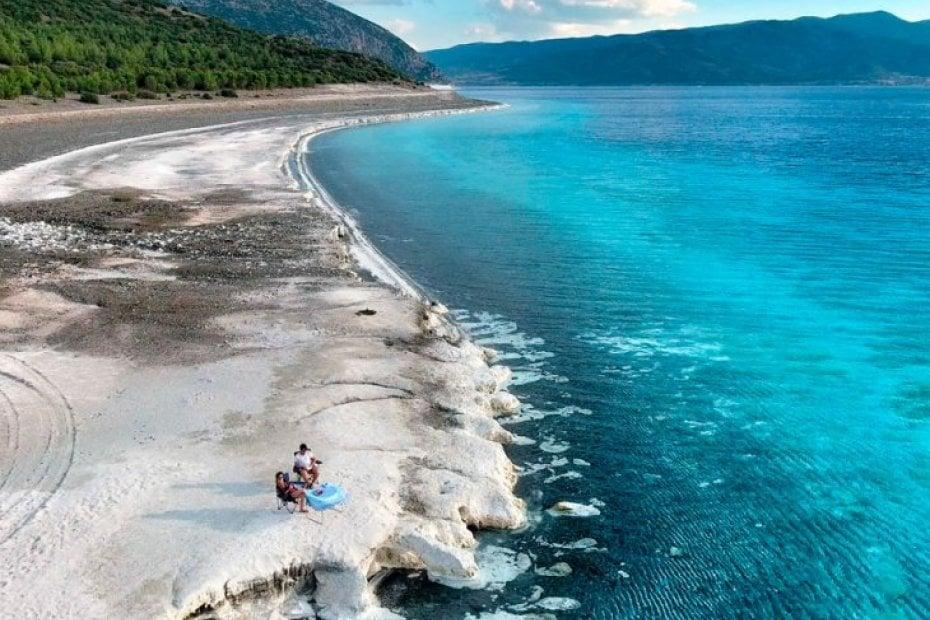 Salda Lake: Turkey's Maldives