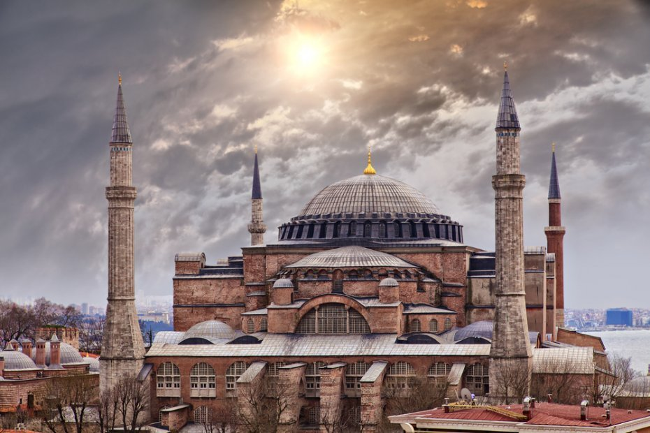 Hagia Sophia Legends