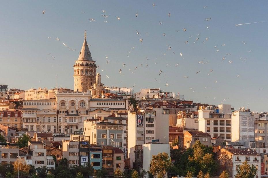 استنبول میں جانے کے لئے 10 مقامات