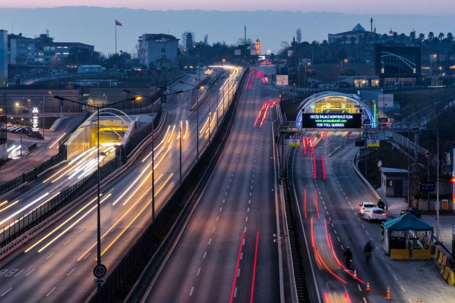 مشاريع النقل الكبرى في تركيا