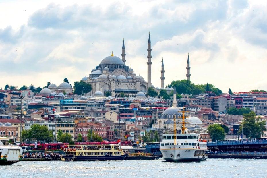 استنبول میں عربی لوگ کہاں رہنے کو ترجیح دیتے ہیں؟