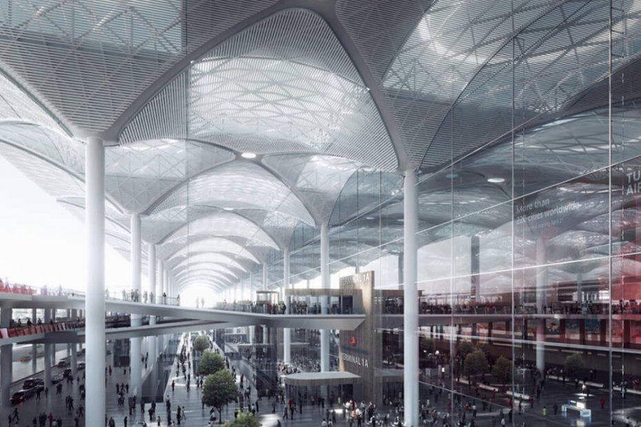 حركة المطارات التركية في 2018