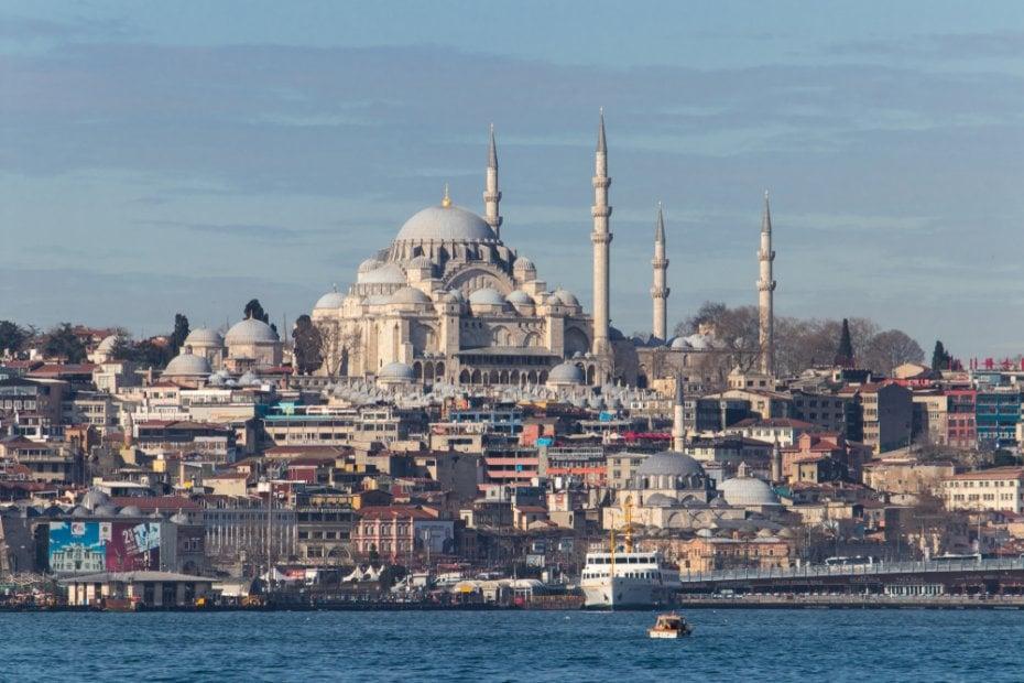 İstanbul'un Gezilecek Tarihi Yerleri