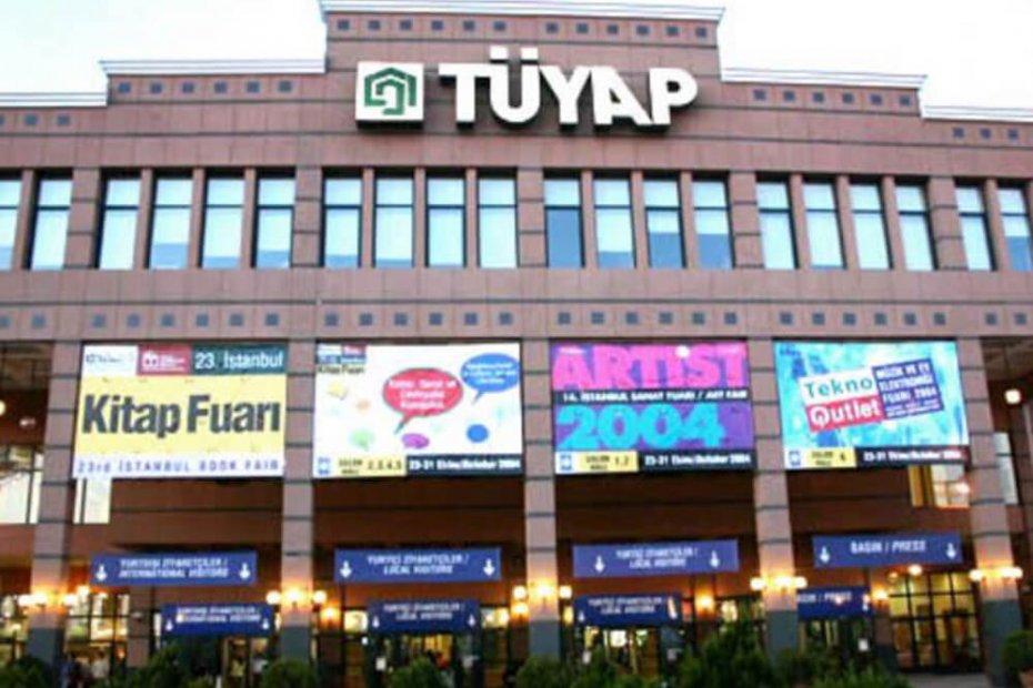 مدينة المعارض توياب Tüyap