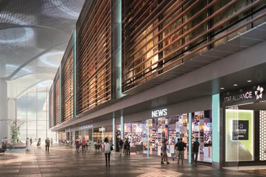 الإعلان عن 3 مارس كتاريخ افتتاح مطار إسطنبول بالكامل.