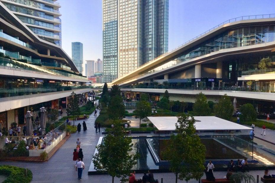 Istanbuls Luxus-Einkaufszentren