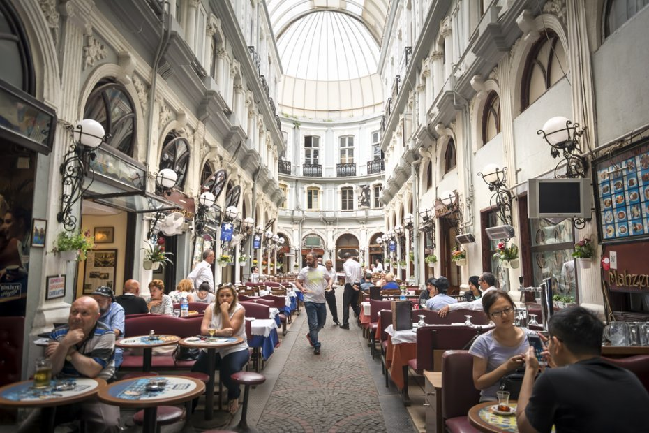 Die besten Restaurants in Istanbul