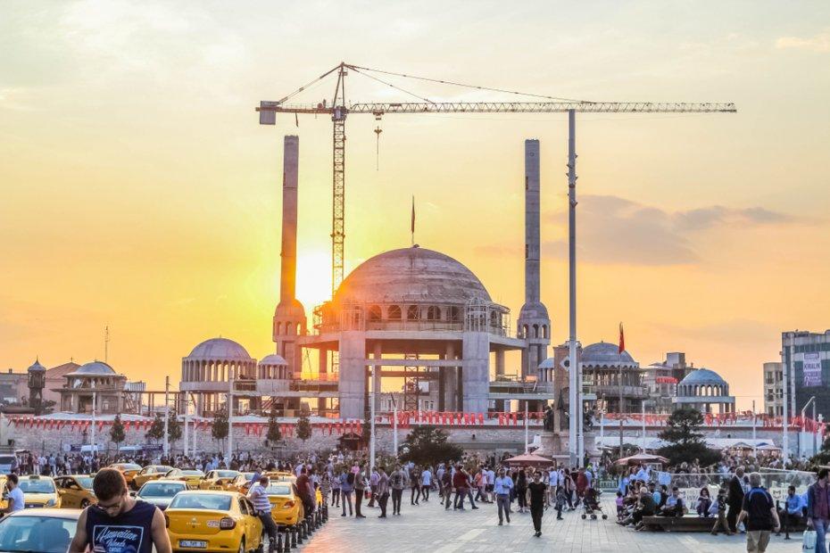 تحول شهری در ترکیه