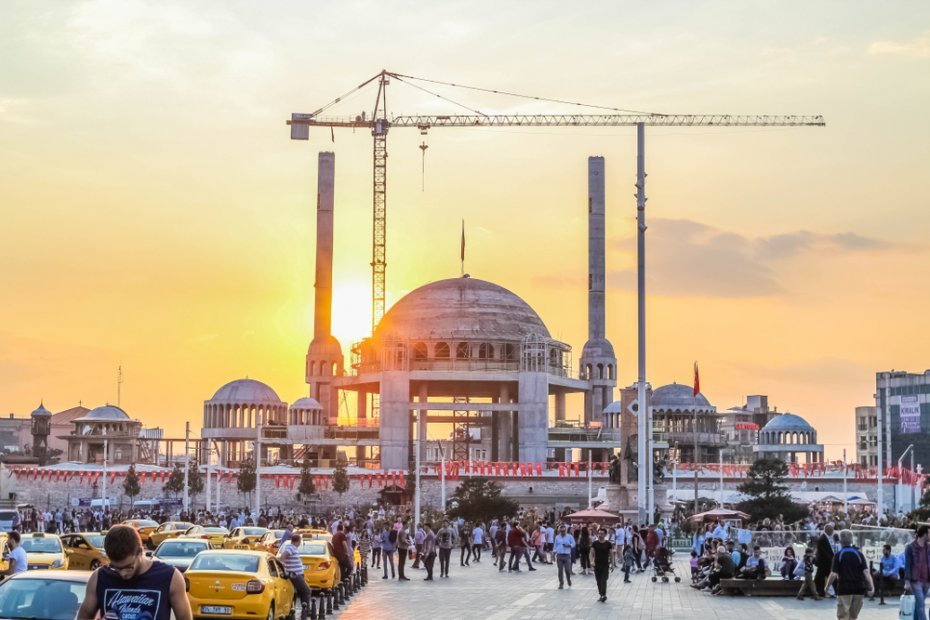 Urbaner Wandel in der Türkei