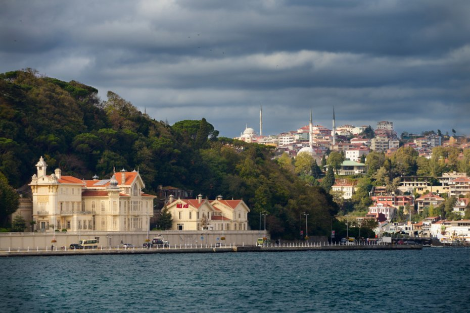 Sarıyer from Past to Present