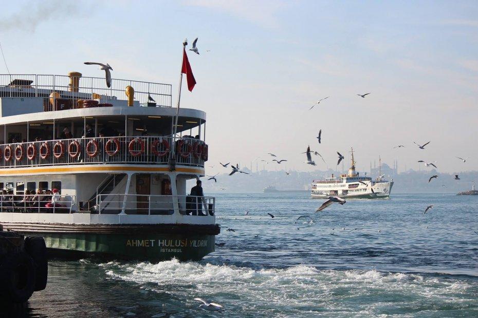 الأماكن السياحية في تركيا
