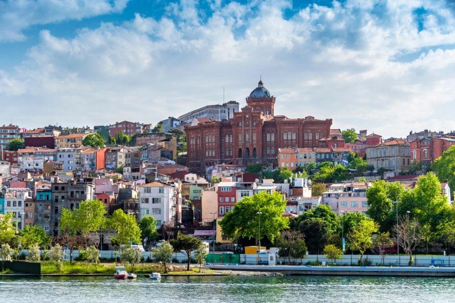 احیای تاریخ استانبول: فنر - بالات